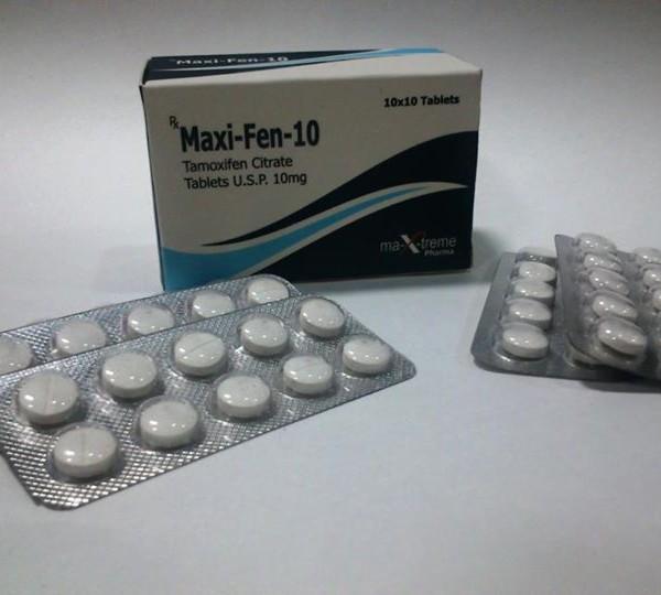 Anti østrogener i Norge: lave priser for Maxi-Fen-10 i Norge:
