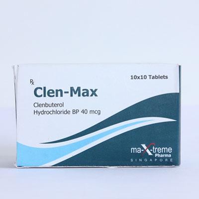 Vekttap i Norge: lave priser for Clen-Max i Norge: