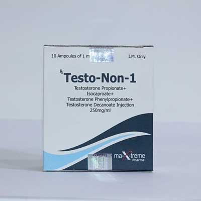 Injiserbare steroider i Norge: lave priser for Testo-Non-1 i Norge: