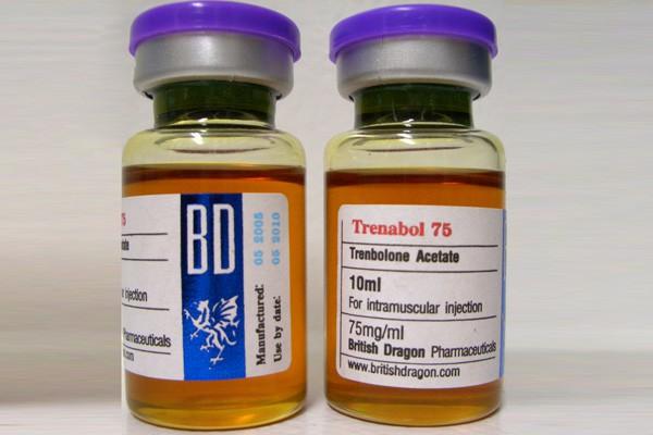 Injiserbare steroider i Norge: lave priser for Trenbolone-75 i Norge: