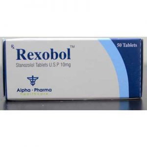 Stanozolol oral (Winstrol) in USA: low prices for Rexobol-10 in USA
