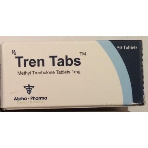Orale steroider i Norge: lave priser for Tren Tabs i Norge: