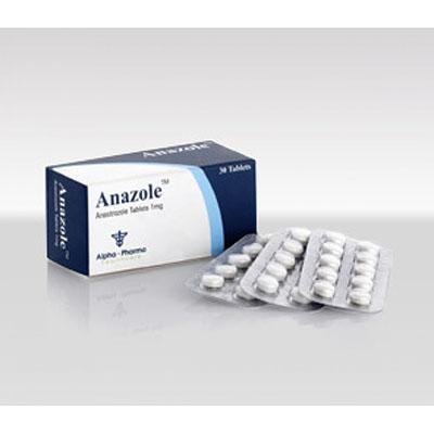 Anti østrogener i Norge: lave priser for Anazole i Norge: