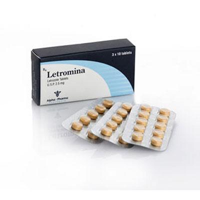 Anti østrogener i Norge: lave priser for Letromina i Norge: