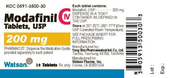 Orale steroider i Norge: lave priser for Modafin i Norge: