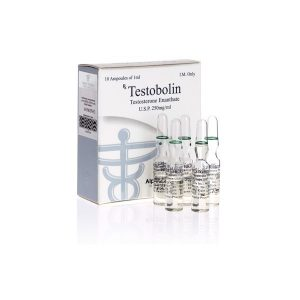 Testosterone enanthate in USA: low prices for Testobolin (ampoules) in USA