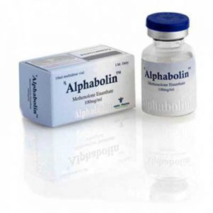, in USA: low prices for Alphabolin (vial) in USA