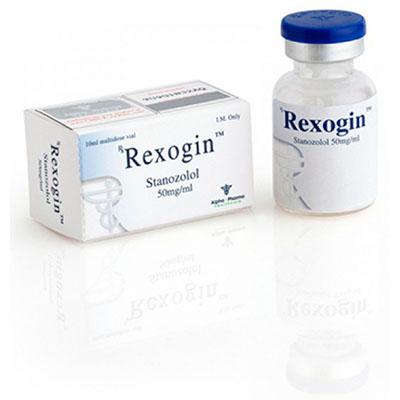 Injiserbare steroider i Norge: lave priser for Rexogin (vial) i Norge: