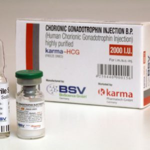 , in USA: low prices for HCG 2000IU in USA