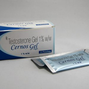 Testosterone supplements in USA: low prices for Cernos Gel (Testogel) in USA