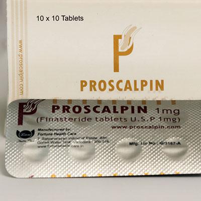 Hårtap i Norge: lave priser for Proscalpin i Norge: