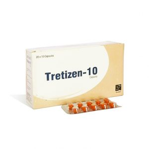 Isotretinoin  (Accutane) in USA: low prices for Tretizen 10 in USA