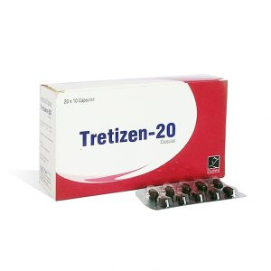 , in USA: low prices for Tretizen 20 in USA