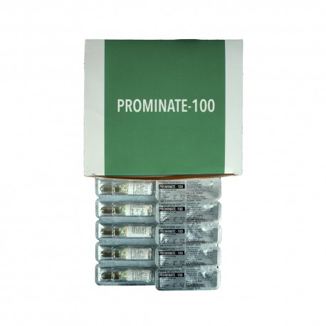 Injiserbare steroider i Norge: lave priser for Prominate 100 i Norge:
