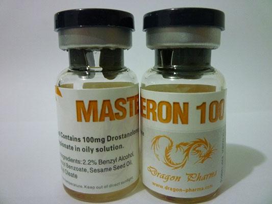Injiserbare steroider i Norge: lave priser for Masteron 100 i Norge: