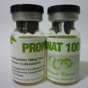 , in USA: low prices for Propionat 100 in USA