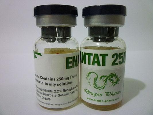 Injiserbare steroider i Norge: lave priser for Enanthat 250 i Norge: