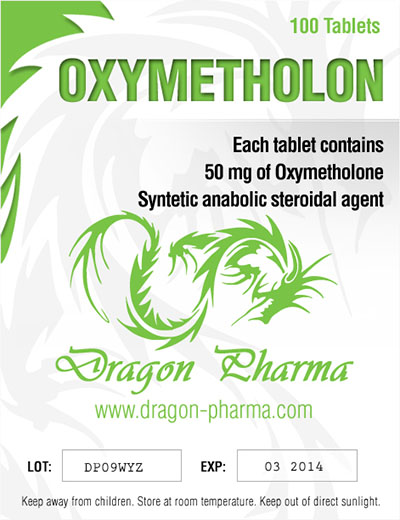 Orale steroider i Norge: lave priser for Oxymetholon i Norge: