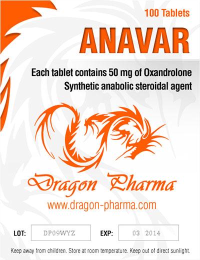Orale steroider i Norge: lave priser for Anavar 50 i Norge: