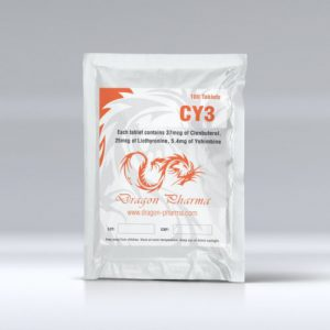 , in USA: low prices for CY3 in USA