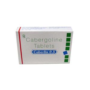 Anti østrogener i Norge: lave priser for Caberlin 0.5 i Norge: