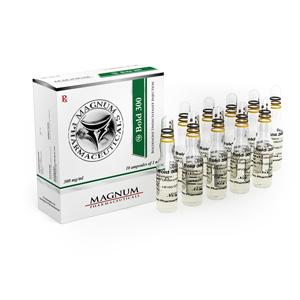 Injiserbare steroider i Norge: lave priser for Magnum Bold 300 i Norge: