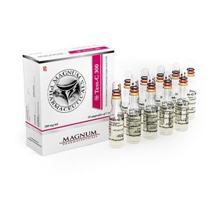 Injiserbare steroider i Norge: lave priser for Magnum Test-C 300 i Norge:
