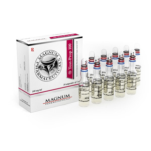 Injiserbare steroider i Norge: lave priser for Magnum Test-Prop 100 i Norge: