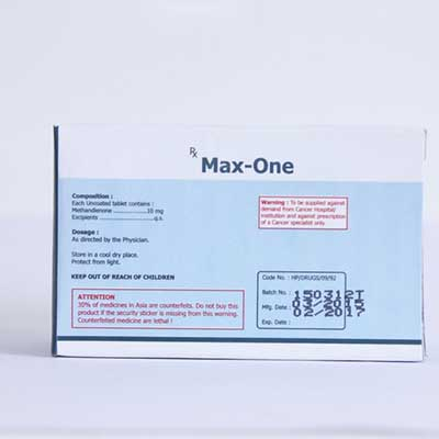 Orale steroider i Norge: lave priser for Max-One i Norge: