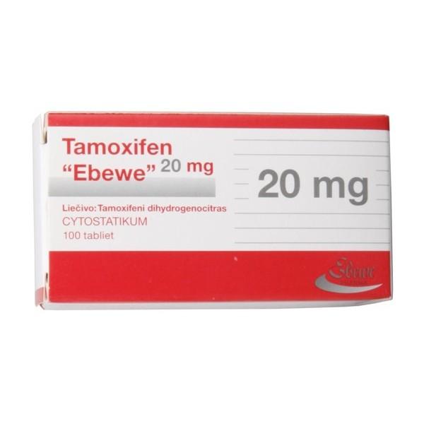 Anti østrogener i Norge: lave priser for Tamoxifen 20 i Norge: