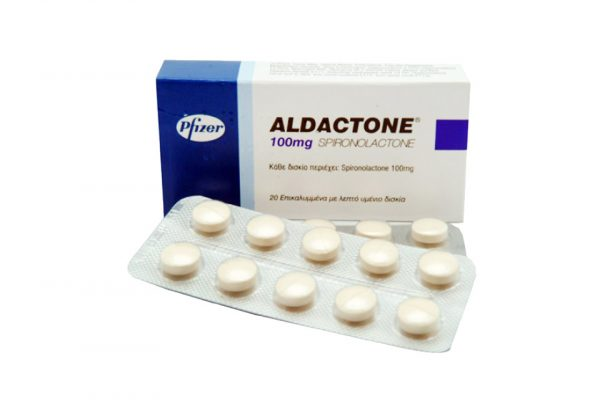 PCT i Norge: lave priser for Aldactone i Norge: