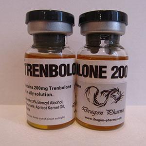 Injiserbare steroider i Norge: lave priser for Trenbolone 200 i Norge: