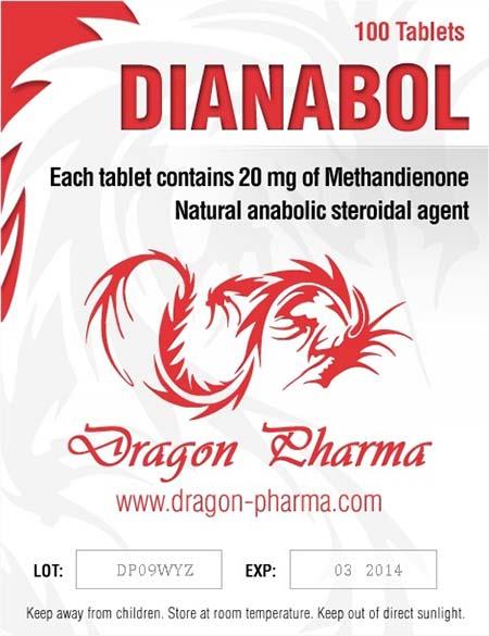 Orale steroider i Norge: lave priser for Dianabol 20 i Norge: