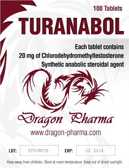 Orale steroider i Norge: lave priser for Turanabol i Norge: